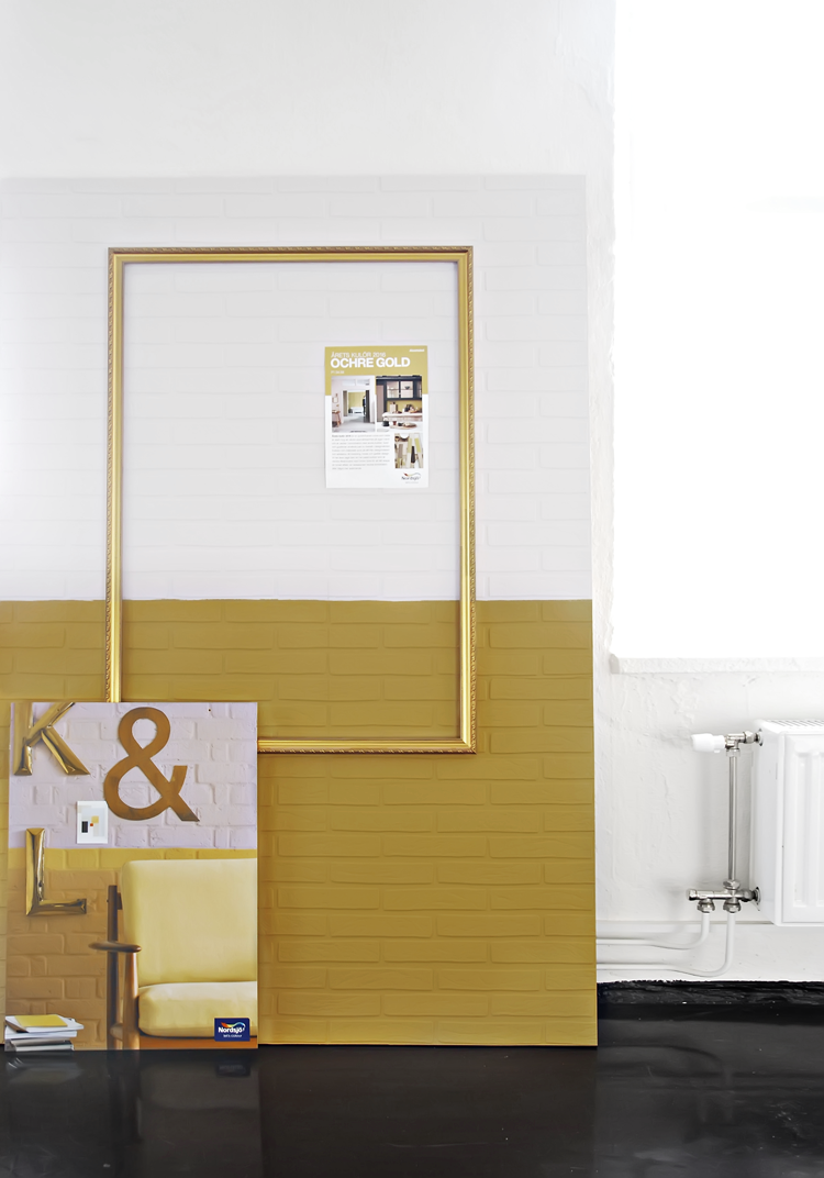 Nordsjö Color of the Year 2016 An Ochre Gold : Part 1 in 2018 | Home ...