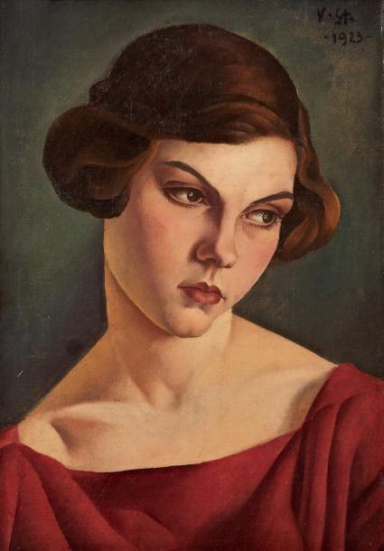 title} (avec images) | Portrait peinture,