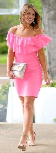 40 Fabulous Pink Summer Outfits Ideas