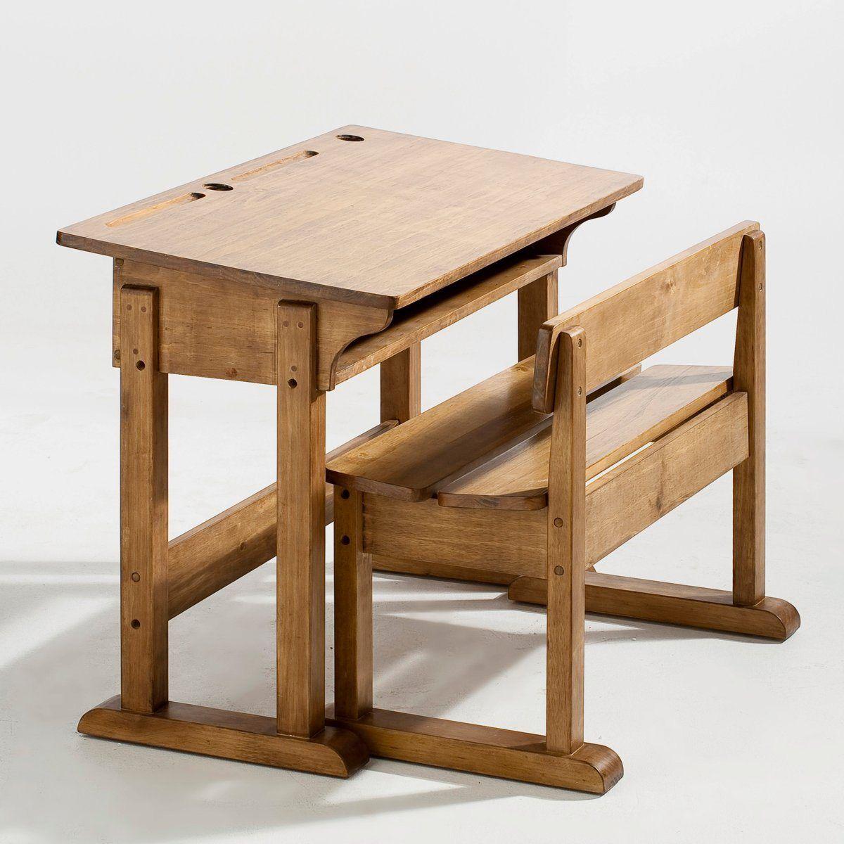 bureau pupitre school am pm pupitres antiguos. Black Bedroom Furniture Sets. Home Design Ideas