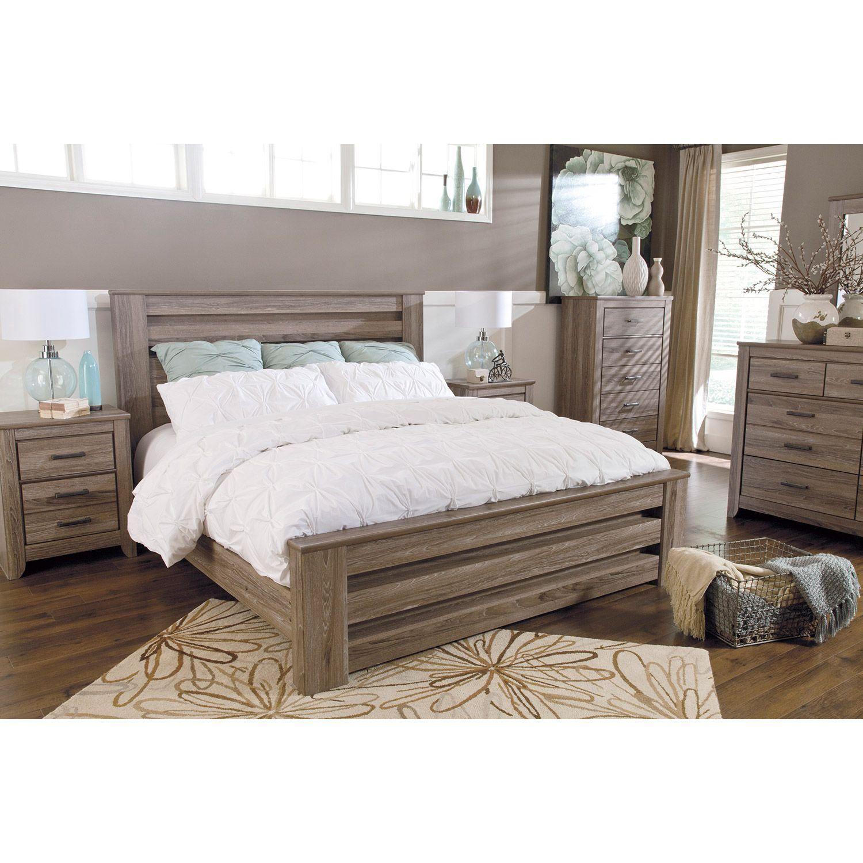Zelen 5 Piece Bedroom Set Bedroom sets, King bedroom