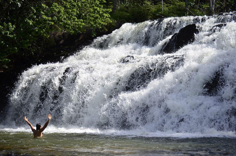 Cachoeira do Tijuipe - itacaré Bahia