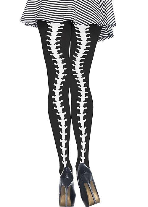 Leg Avenue Opaque Spine Column Print Tights - Shop these tights at @fashion_tights_styles www.fashion-tights.net #tights #pantyhose #hosiery #nylons #tightslegs #tightsfeet #tightslover #tightsblogger #tightsfashion #pantyhoselegs #pantyhosefeet #pantyhoselover #pantyhoseblogger #pantyhosefashion #nylonlegs #nylonfeet #nylonlover #nylonblogger #nylonfashion #hosierylover #hosierylegs #hosieryfeet #hosieryblogger #hosieryfashion #legs