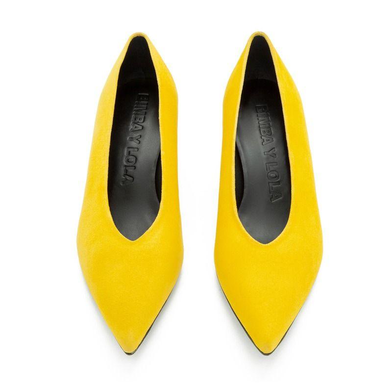 49500c4d Tienda Oficial Online en 2019 | moda | Zapatos amarillos, Zapatos y ...