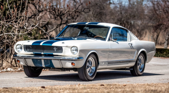 Car Of The Day - 1965 Shelby GT350 Mustang | Ford classic ...