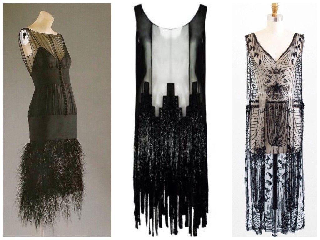 Большая роль маленького черного платья в истории моды ...