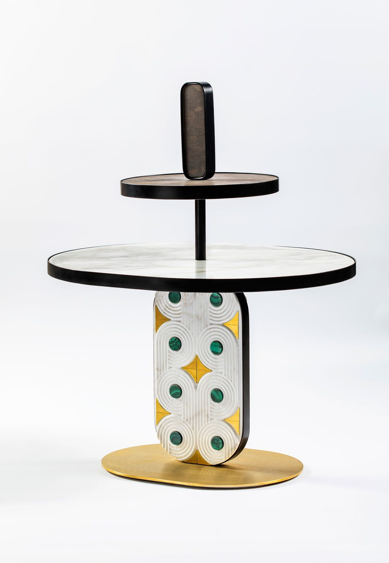 Tavolo Pranzo Art Deco pin su 茶几-边几-案几-角几