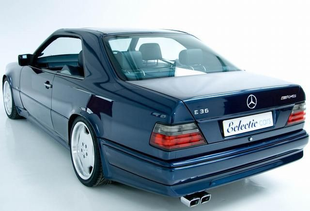 W124 E36 Amg Coupe With Images Mercedes Benz Coupe Mercedes