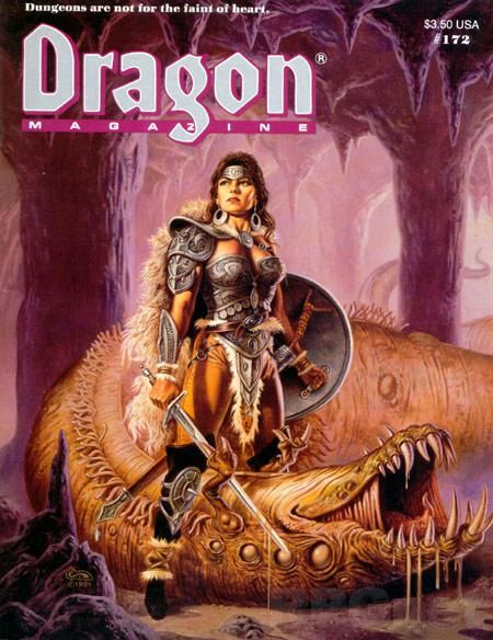 Dragon #172; Dungeons are not for the faint of heart - Aug., 1991