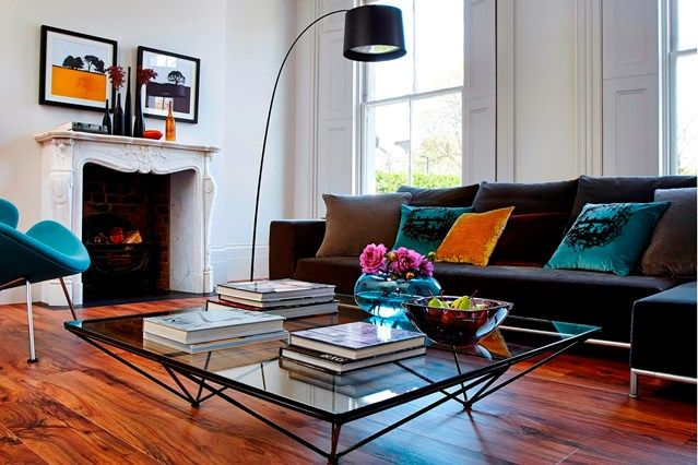 Exceptional Living Room Wooden Floor Inspiration