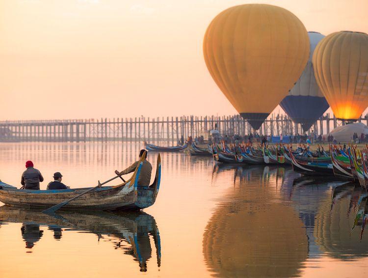 11 Day Majestic Myanmar - Visit Mandalay, Yangon, Bagan, Inle Lake & More! Includes Flights