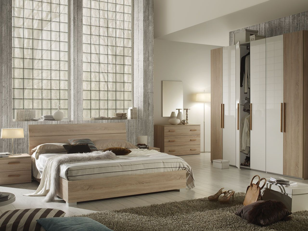 Camera da letto Mercatoneuno | Nuova casa nel 2019 | Home, Furniture ...
