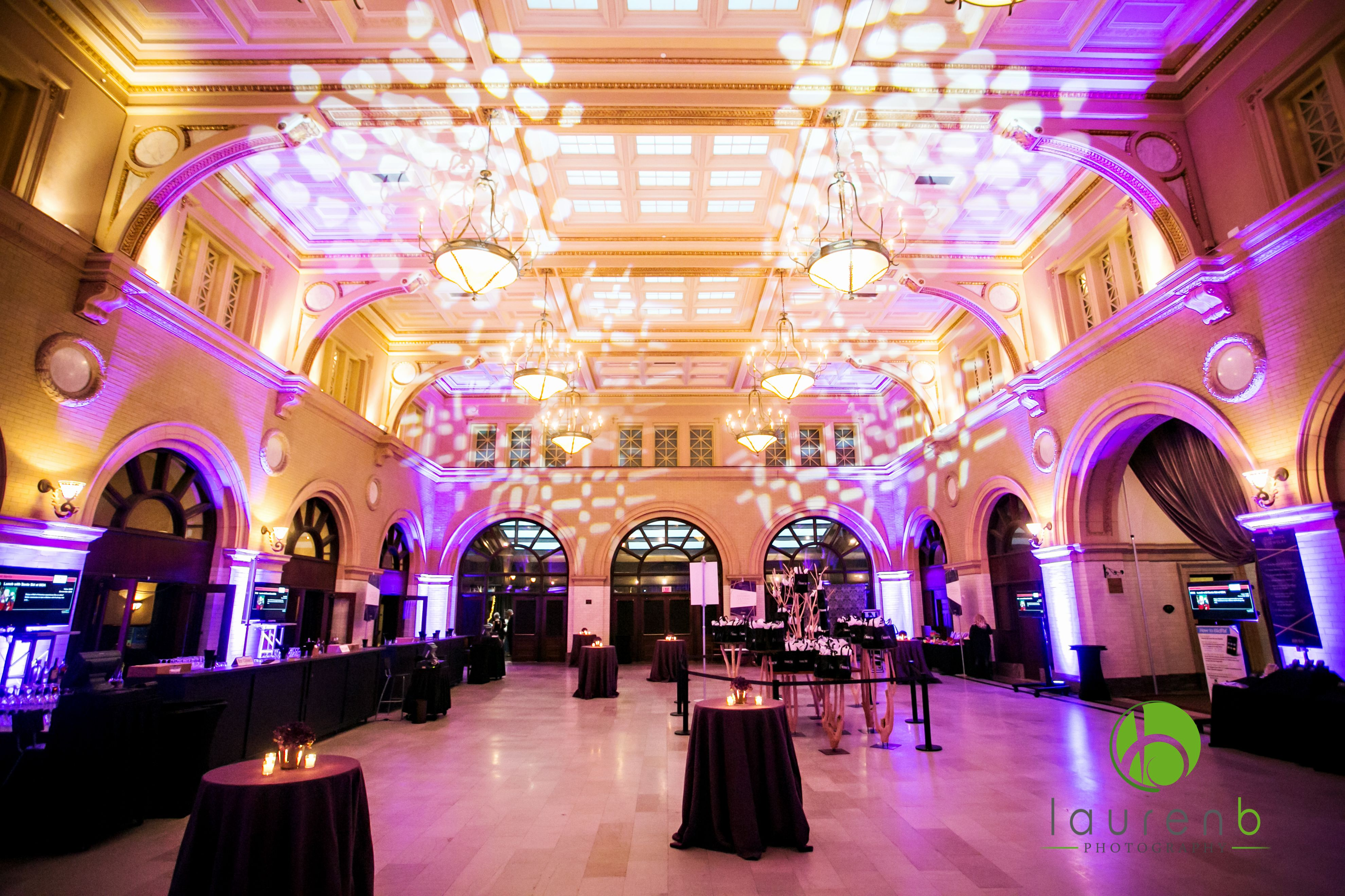 Lauren B Photography of the Great Hall @ The Renaissance Mpls Hotel, The  Depot http://www.marriott.com/hotels/trave…   Minneapolis hotels,  Minneapolis events, Hotel