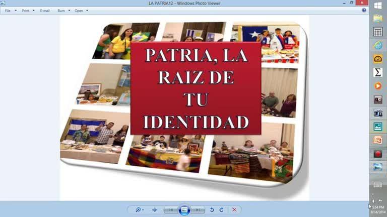 LA PATRIA. IDENTIDAD RAIZ Y RETCAMBIO by Dr. Jose Santos via slideshare