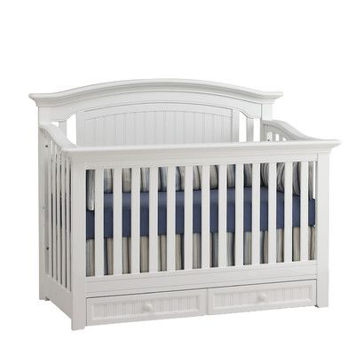 Suite Bebe Winchester Lifetime 4-in-1 Convertible Crib | Baby\'s Room ...