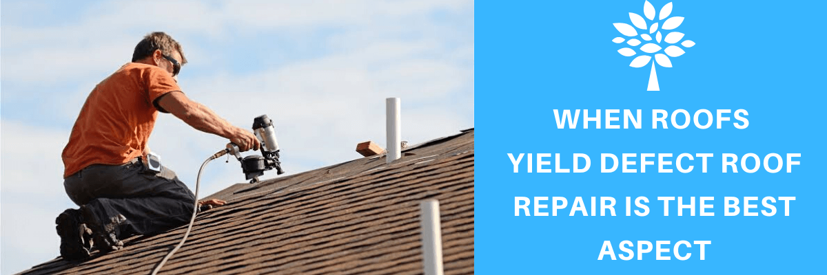 When Roofs Yield Defect Roof Repair Is The Best Aspect Roof Repair Roof Repair Cost Roof Installation