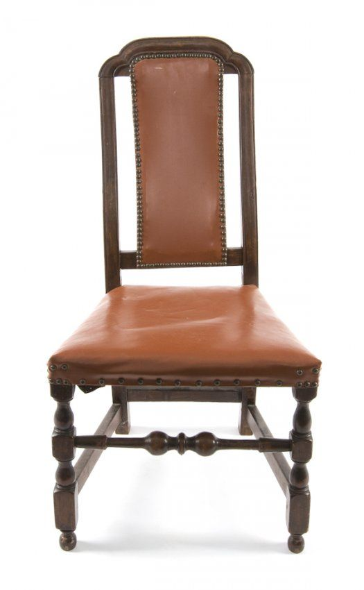 Boston William Mary Maple Dining Chair Ca 17 Lot 837 William Mary Pinterest Dining