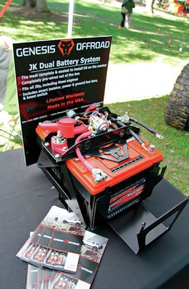 View Genesis Off Road Dual Battery System Photo 117406436 From Overland Expo East