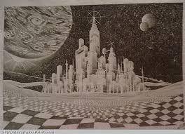 Resultado de imagen para dibujos de ciudades a lapiz  Dibujos