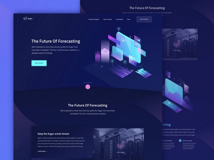 Top 11 Web Design Trends To Rule In 2020 In 2020 Web Design Web Design Trends Landing Page