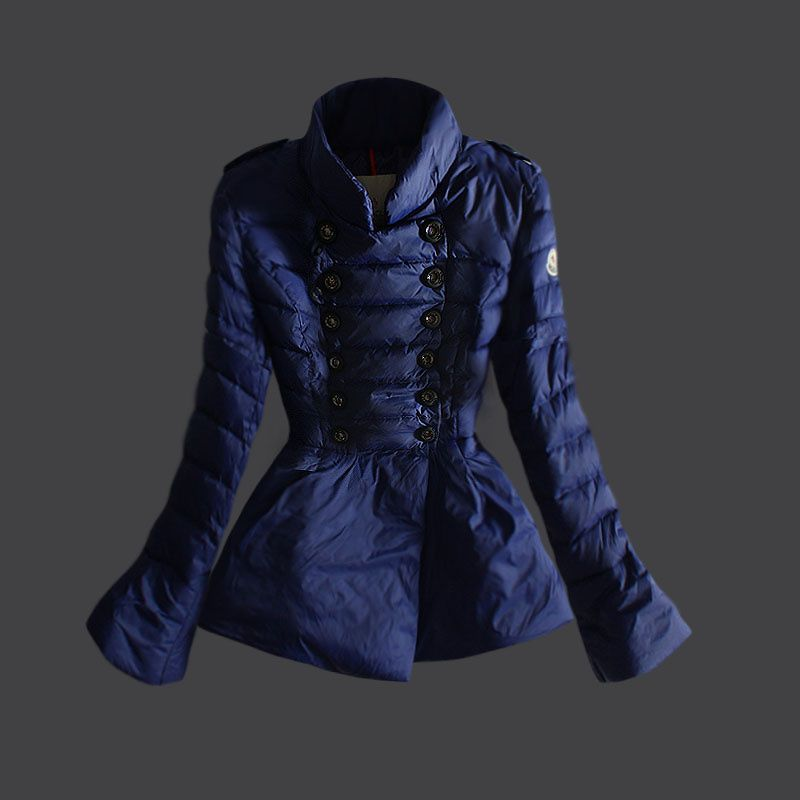 moncler Jackets BLUE