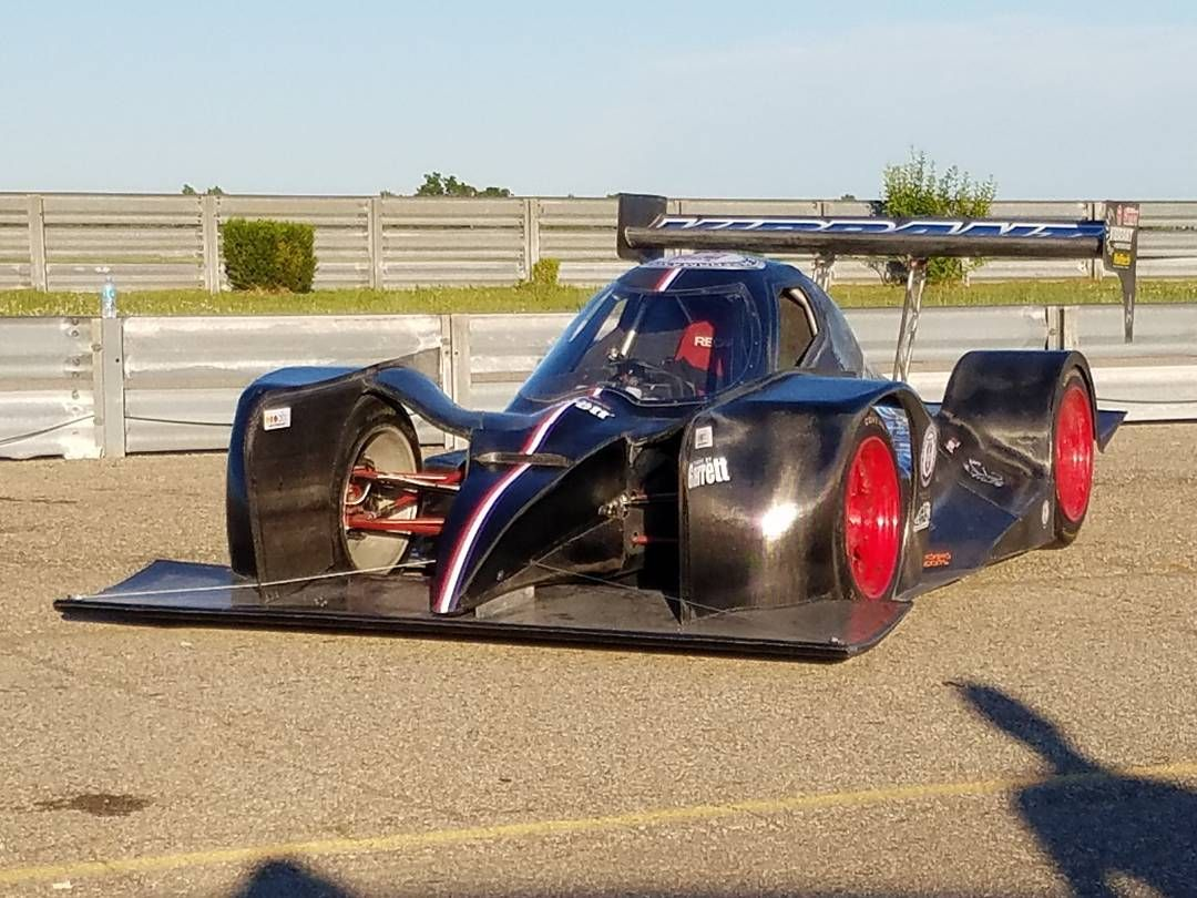 LoveFab\'s Enviate v2.0 Twin-turbo LQ9 V8 Pikes Peak race car ...