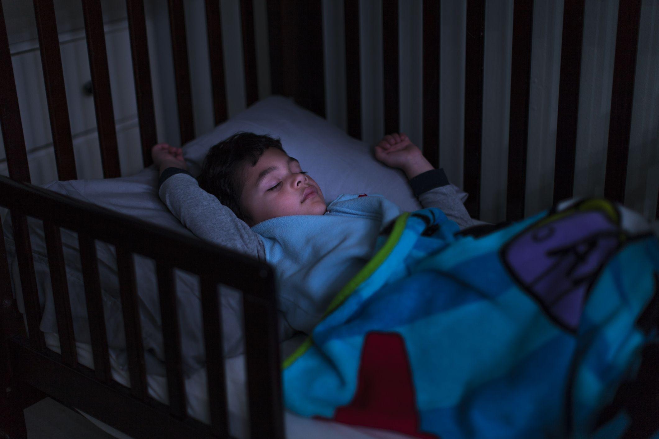 The Sleep Fairy And Other Tricks To Help Your Kid Sleep With
