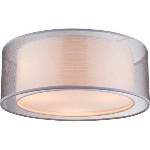 Found It At Wayfair Co Uk Theo 3 Light Flush Ceiling Light