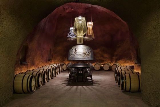 Merus Winery, Napa Valley #wine #tastingroom
