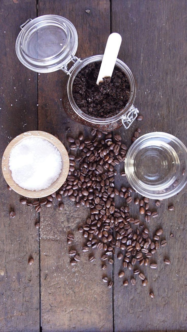 Coffee scrub recipe coffee face scrub coffee scrub