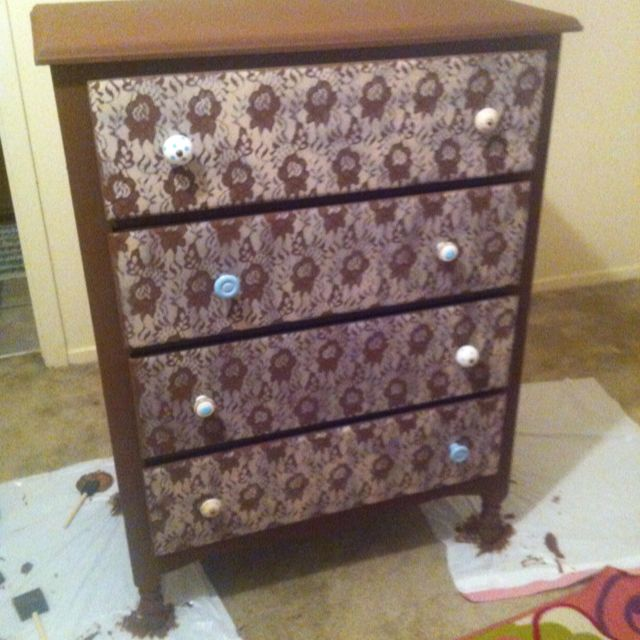 Lace Dresser Craftycrafts Dresser Home Decor Decor