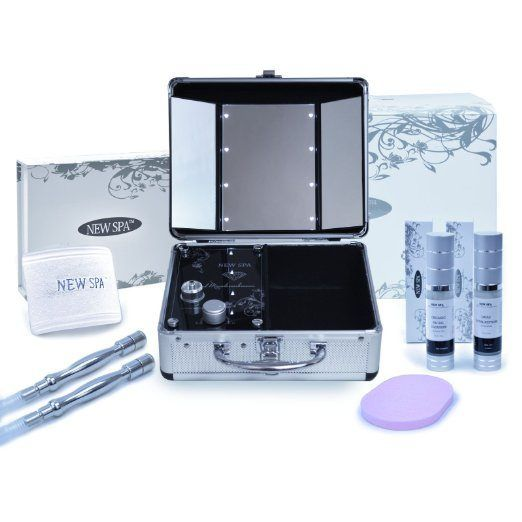 Diamond Microdermabrasion Review From New Spa Home Skin Care Skin Care Kit Microdermabrasion Microdermabrasion Machine