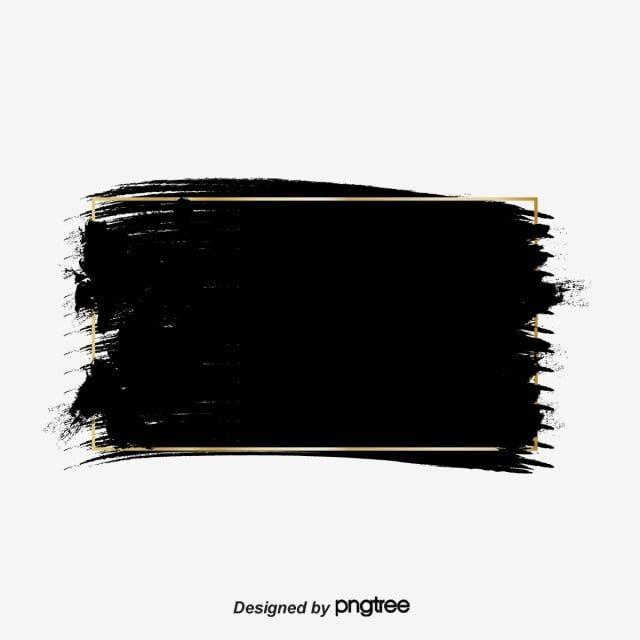 إطار سلكي ذهبي إطار فرشاة الكتابة على الجدران باللون الأسود فرشاة ترشيش حبر Png والمتجهات للتحميل مجانا Graffiti Crown Clip Art Studio Background Images
