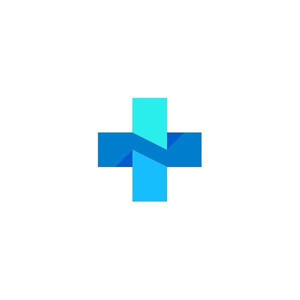 Nurse Mark by Jeroen van Eerden @jeroenvaneerden | Hire Jeroen at http://ift.tt/1rCPnTH  LOGOINSPIRATION.NET by logoinspirations
