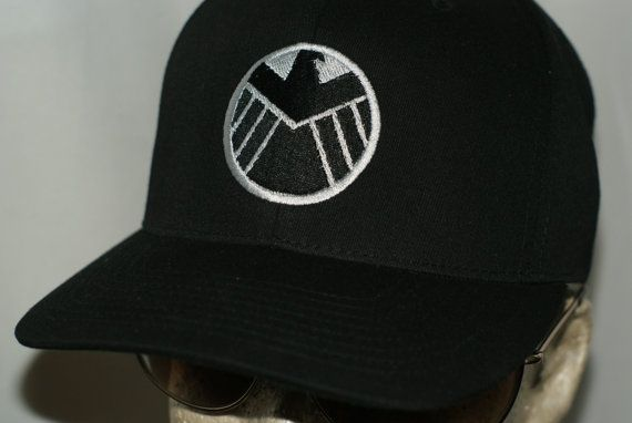 b7888f863dd Agents Of SHIELD Hat TV Show Cap Tony Stark Industries Avengers Thanos Thor  2 Marvel Infinity Gauntlet Cosplay Iron Man Captain America Hulk