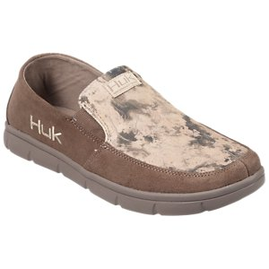 66dcafb4c698 HUK Brewster Leather Boat Shoes for Men - Subphantis Sub Zero - 8M ...