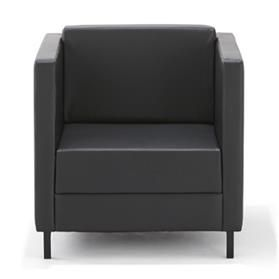 Torasen Earl Single Seater Sofa Single Seat Sofa Contemporary Office Chairs Single Seater Sofa