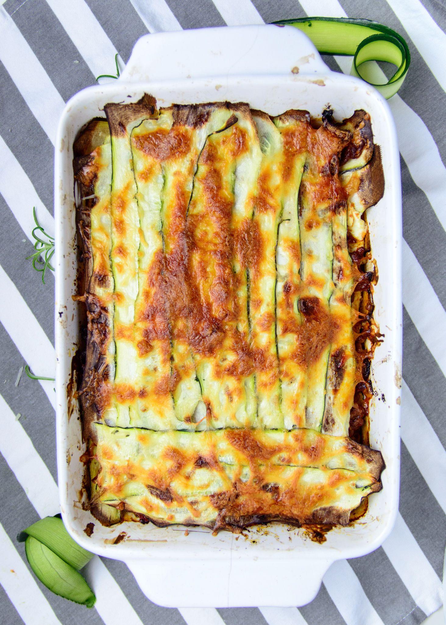 Beef Zucchini Lasagna Recipe Zucchini Lasagna Food Lasagna
