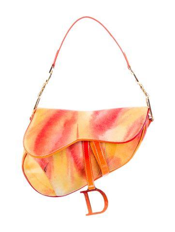 46a5e945c4f3 Christian Dior Saddle Bag