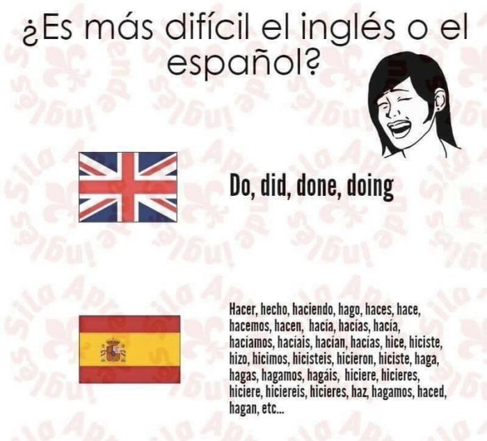 23 Pruebas De Que El Espanol Es El Idioma Mas Extrano Del Mundo Chiste En Espanol Humor En Espanol Espanol