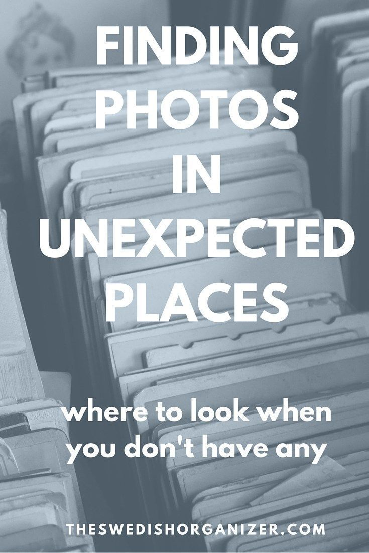 Look for photos of your ancestors in these unexpected places!