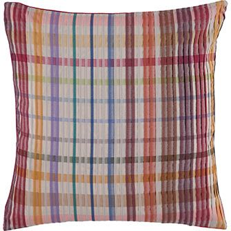 Colourful Patterned Cushion Cover