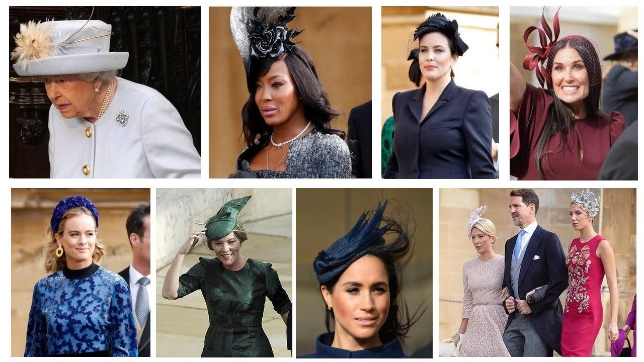 From QUEEN ELIZABETH TO NAOMI CAMPBELL!!! Royals and