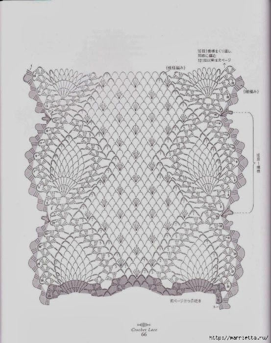 Crochet: tablecloth | Doily | Pinterest | Caminos de mesa, Toallas y ...