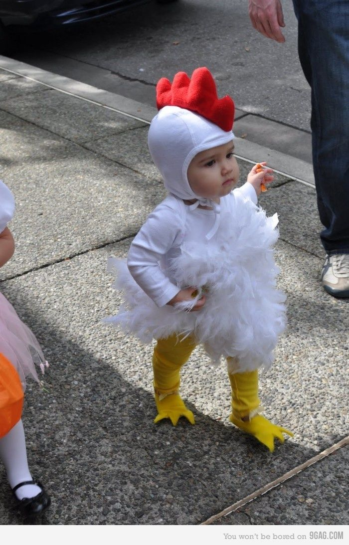 Little Chickie. I die with cuteness overload!