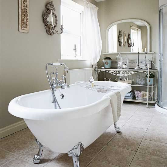 Chic Badezimmer Wohnideen Badezimmer Living Ideas Bathroom | living ...