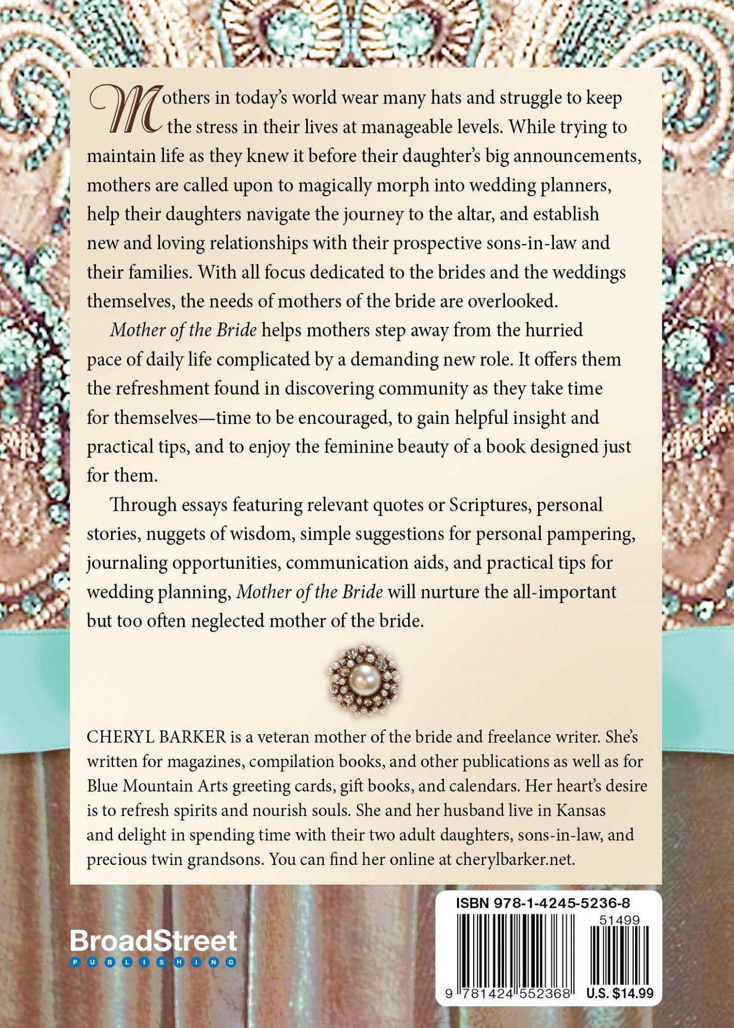 Mother Of The Bride Wedding Planner Wedding Food Pinterest