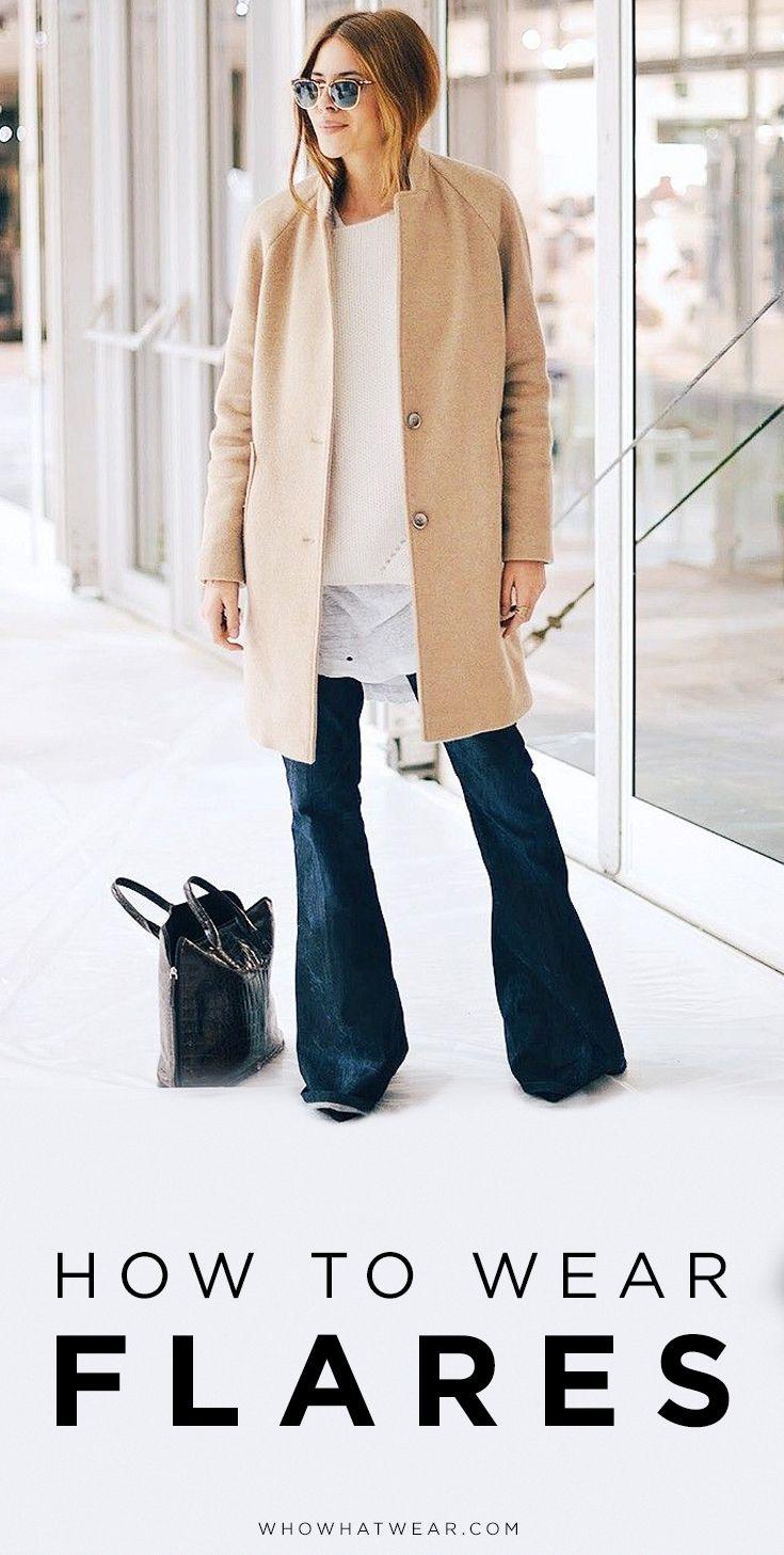 les 25 meilleures id es de la cat gorie jean flare sur pinterest pantalon d 39 l phant jean. Black Bedroom Furniture Sets. Home Design Ideas