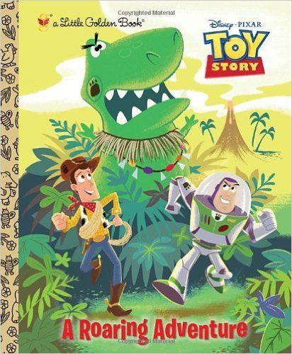 Amazon Fr A Roaring Adventure Disney Pixar Toy Story