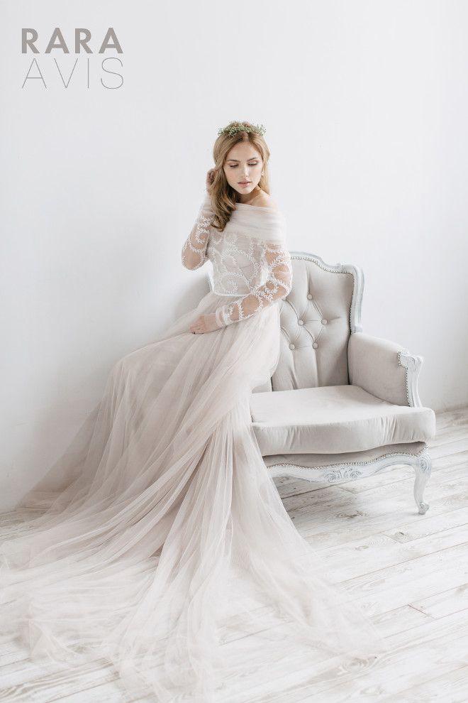 Rara Avis wedding dress | What to wear | Pinterest | Brautkleid, Das ...